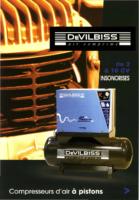 Compresseurs air insonorises DeVILBISS