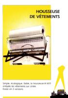 Emballeuses Vestes H603 ORA