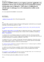 Integralite arrete 2345 du 31 08 2009